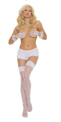 EM1721 Lace Top Stocking