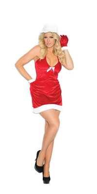 EM-9161X Santa`s Honey Costume
