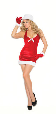 EM-9161 Santa`s Honey Costume