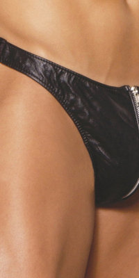EM-L9138  Leather Thong